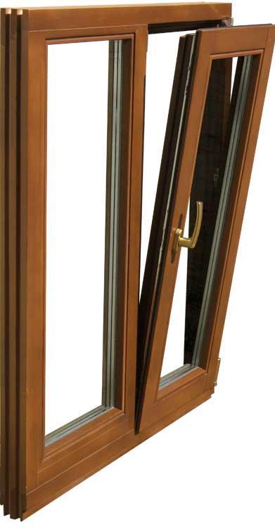 Откидное окно, его также называют «фрамуга» найдет успешное применение в небольшом помещении