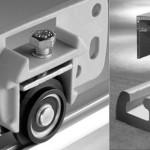 Как выбрать и установить фурнитуру для раздвижных элементов мебели, дверей и окон