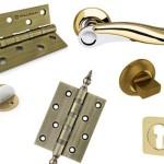 Выбор и установка фурнитуры классических, раздвижных, кухонных и других видов шкафов