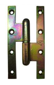 Простейший вид дверных петель для мебели
