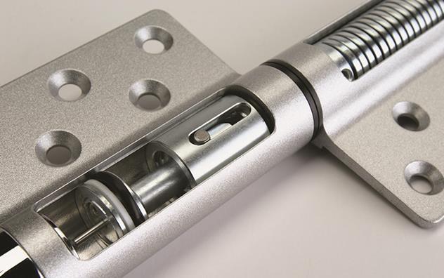 Доводчик для металлических дверей своими руками 498