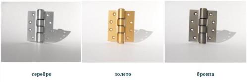 Простые в установке, петли производства KM-TECH отличаются стильным дизайном