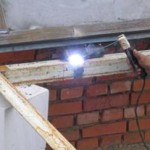 Как приварить петли на дверь или калитку