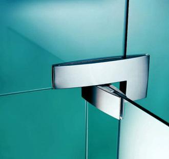 Монтаж навесов на стеклянные дверцы требует определенных знаний