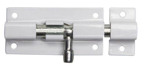 Запорный механизм для монтажа на поверхность двери