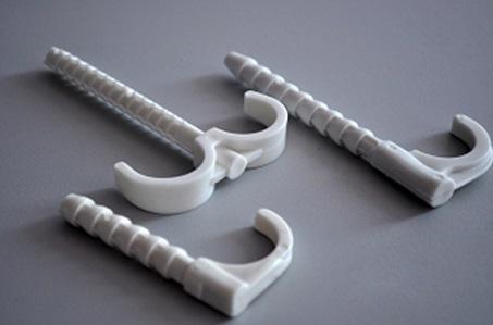 Крепления для легких труб малого диаметра