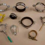 Выбор и использование хомута для крепления труб своими руками