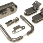 Выбор, установка и регулировка фурнитуры стеклянных дверей и перегородок