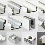 Монтаж светодиодной ленты при помощи алюминиевого профиля