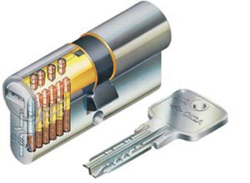 Устройство цилиндрового механизма
