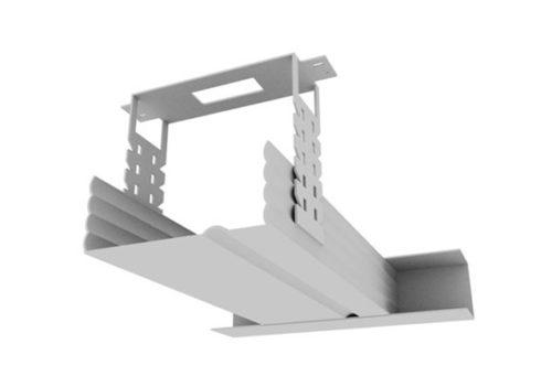Устройства для сооружения каркаса на потолке