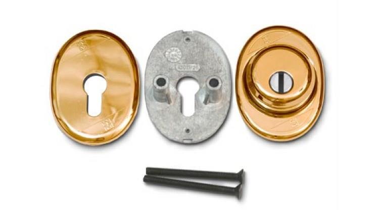 Устройства для защиты дверной фурнитуры