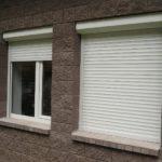 Какие выбрать и как установить рольставни на окна