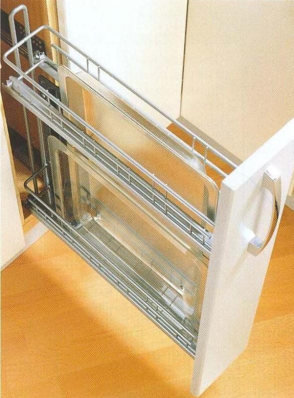 Система карго используется обычно на кухне