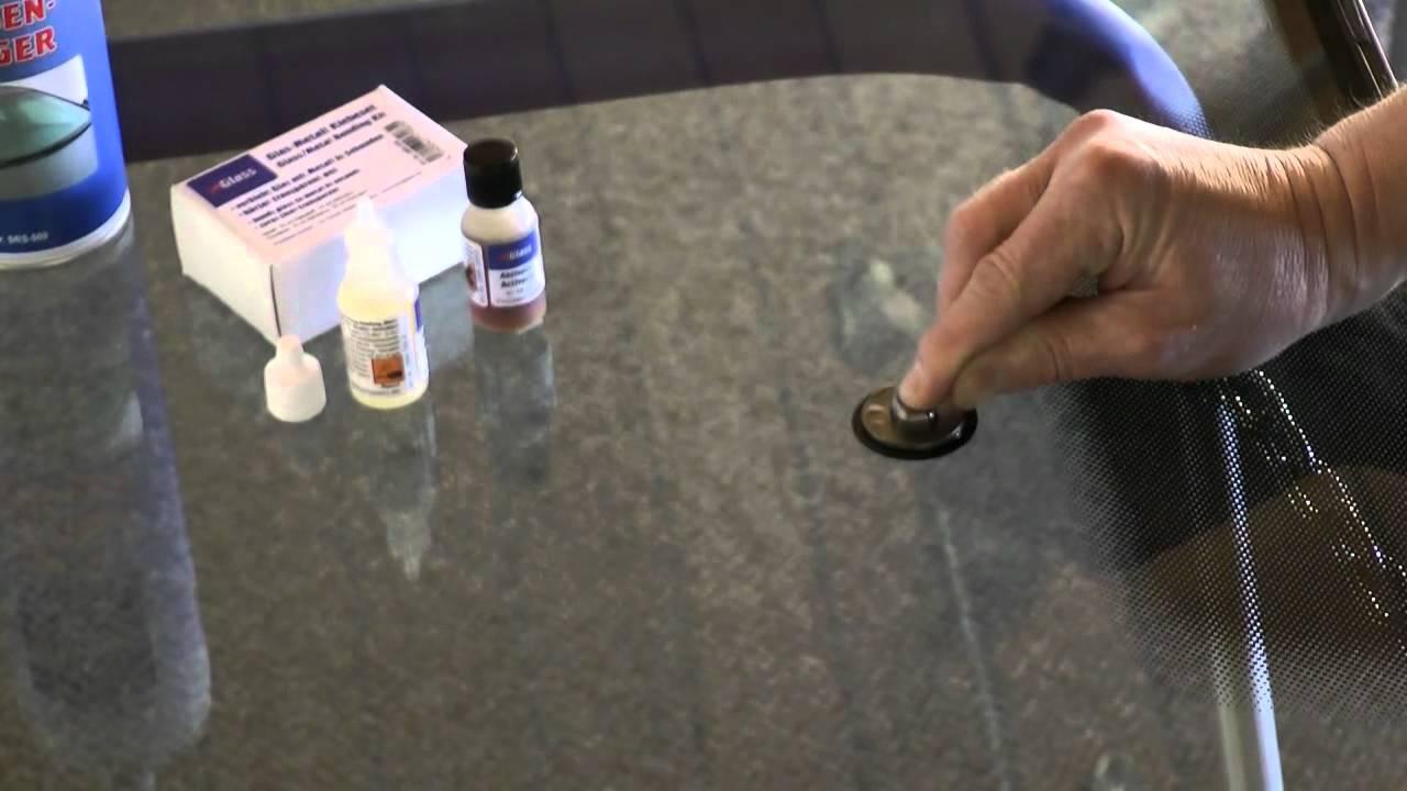 Клей для стекла и металла
