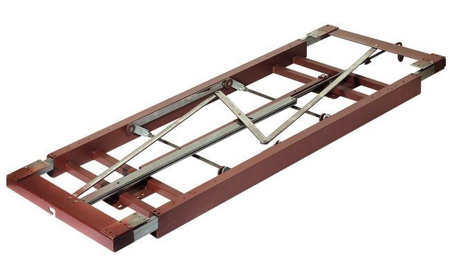 Крепежная фурнитура для раздвижного стола