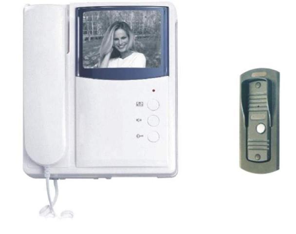 Устройства, входящие в состав домофона с функцией видео связи