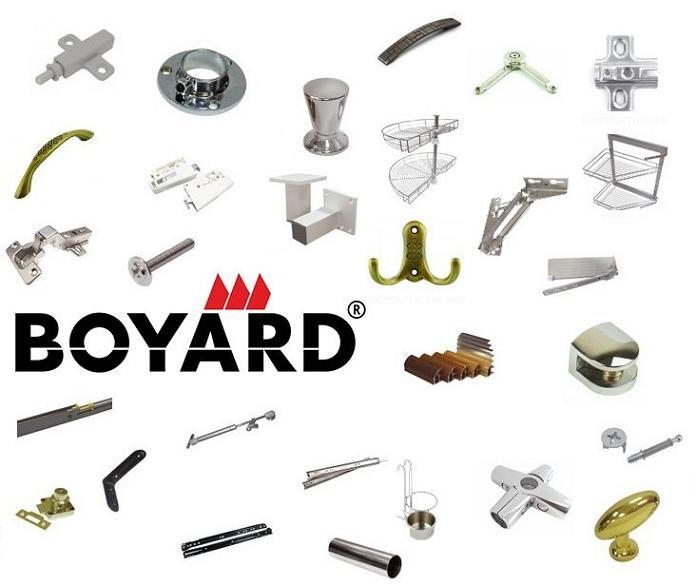 Boyard – один из ведущих брендов российского рынка