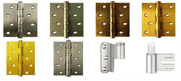 Усиленные петли для входных и межкомнатных дверей