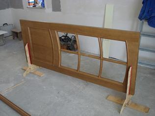 Простейшие устройства для фиксации дверного полотна