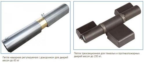 В каталоге компании представлен обширный ассортимент фурнитуры для стальных дверей