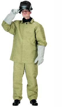Специальная защитная одежда и маска для проведения сварочных работ