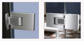 Все изделия DORMA Tensor выпускаются в современном, стильном дизайне