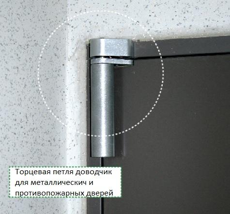 Надежные шарниры для металлических дверей производства KM-TECH