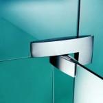 Как выбрать и установить петли на стеклянную мебель (дверцы)