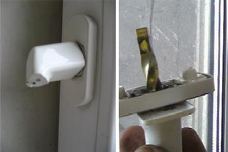 Пластиковая ручка прочнее, но все равно может выйти из строя, как и ее шток