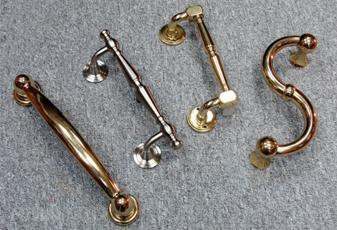 Ручки для межкомнатных дверей без фиксаторов