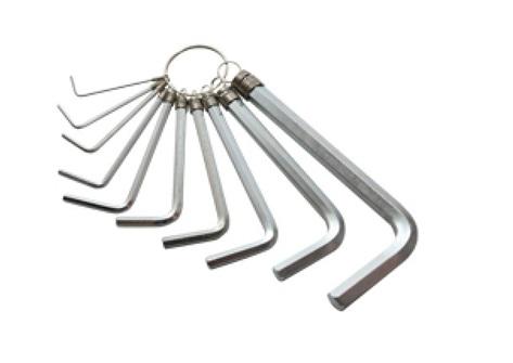 Специальные ключи для регулировки балконной двери