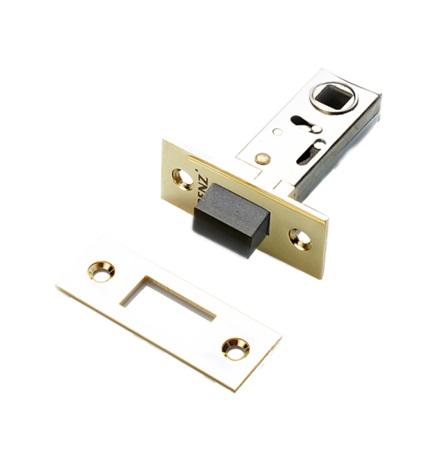 Защелка для межкомнатной двери магнитного типа