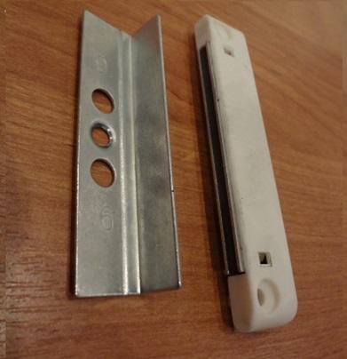 Устройство для фиксации двери на основе магнита