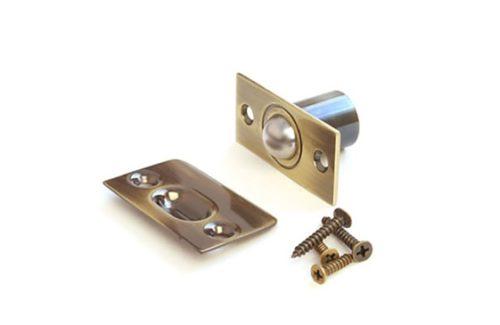 Роликовый механизм для дверной ручки