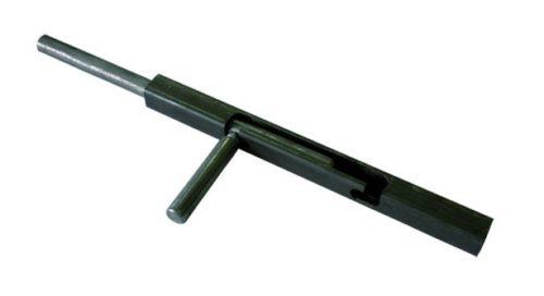 Засов-шпингалет, изготовленный своими руками