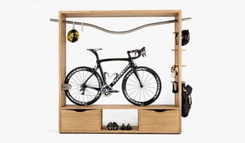 Специальный ящик для велосипеда и иных принадлежностей