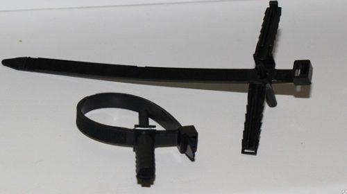 Хомут для одновременной фиксации нескольких проводов