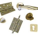 Как выбрать, установить и отрегулировать фурнитуру межкомнатных дверей