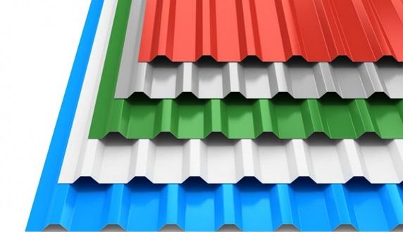 Профилированный лист для заборов и крыш
