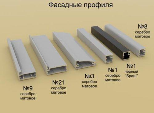 Материал для обшивки фасадов зданий
