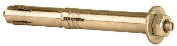 Крепежный анкер с двумя распорными гильзами