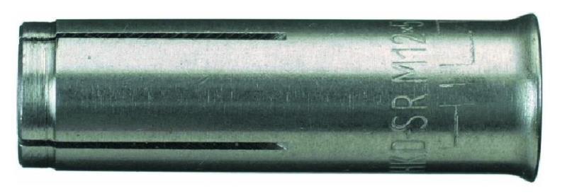 Забивной анкер, изготовленный из металла