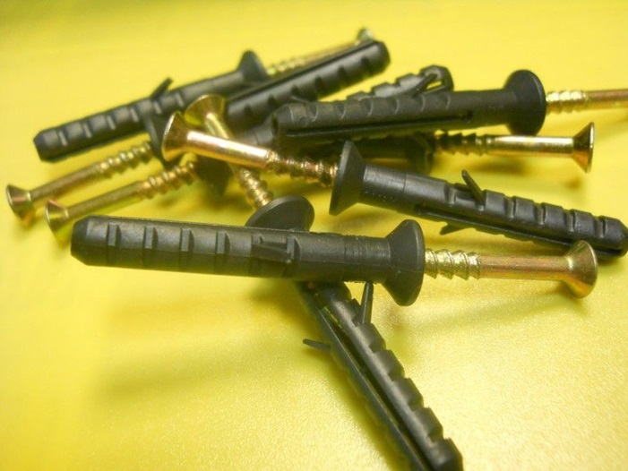 Дюбель-гвозди с головкой «потай» 6*40 мм