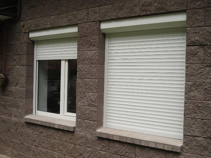 Защитные шторы для окон