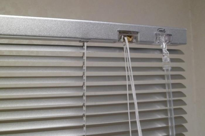 Алюминиевые шторы на окна