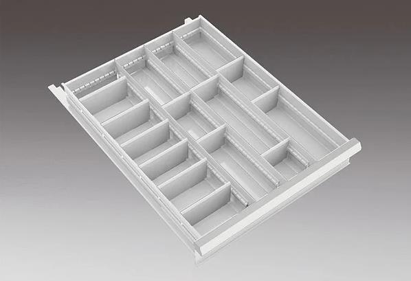 Система разделителей для ящика