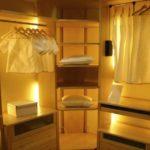Монтаж светодиодной подсветки шкафа