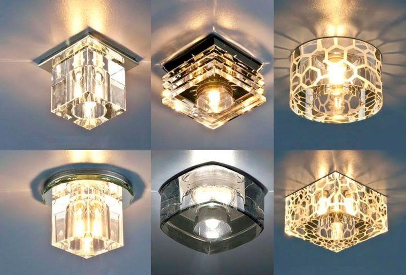 Наружные светильники
