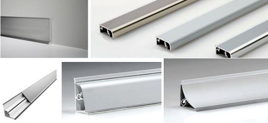 Алюминиевые молдинги